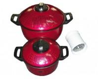 Bekker Кастрюли для макаронных изделий, 2 шт