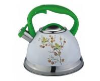 Bekker Чайник металлический Premium, 2,7 л