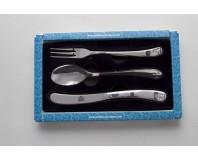 Stahlberg Набор столовых приборов 3 пр.: ложка столовая, вилка, нож