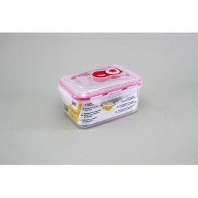 Stahlberg Контейнер вакуумный 600 мл розовый