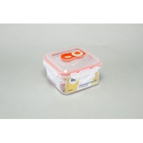 Stahlberg Контейнер вакуумный 450 мл оранжевый