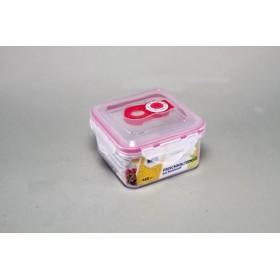 Stahlberg Контейнер вакуумный 450 мл розовый