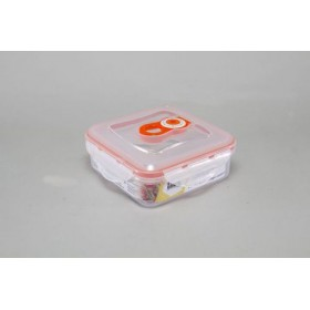 Stahlberg Контейнер вакуумный 430 мл оранжевый