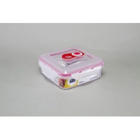 Stahlberg Контейнер вакуумный 430 мл розовый