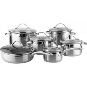 Winner Набор посуды из 12 предметов