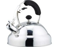 Чайник металлический, (2,6 л)