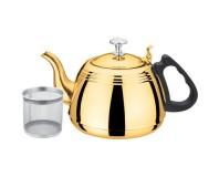 Чайник металлический, (1 л)