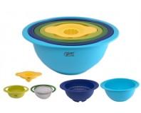 Gipfel Набор кухонных принадлежностей ASSORTI 5 предметов