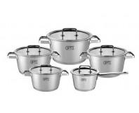 Gipfel Набор посуды ALTA 10 предметов
