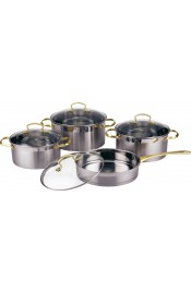 Bekker Набор посуды Premium