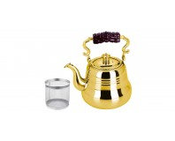 Bekker Чайник металлический 1,0 л